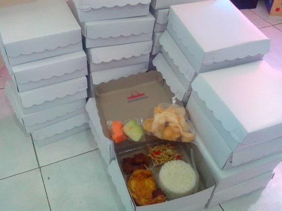 Nasi Kotak Bali