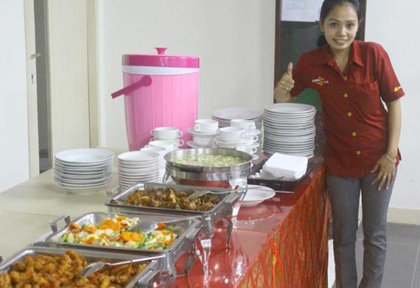 Catering Bank Andara Bali