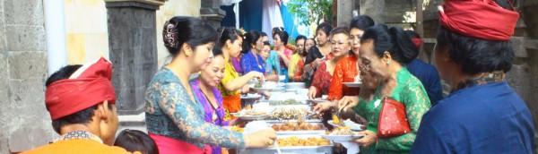 Catering Pawiwahan Bali