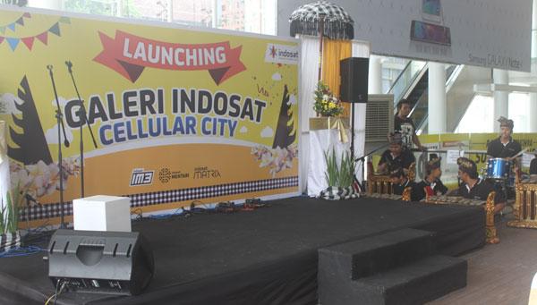 Galeri Indosat Cellular City Denpasar Bali