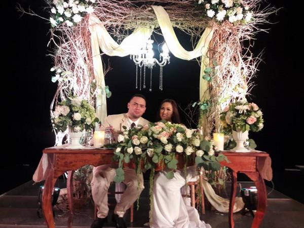 Fanny dan Bintang Wedding di Bali