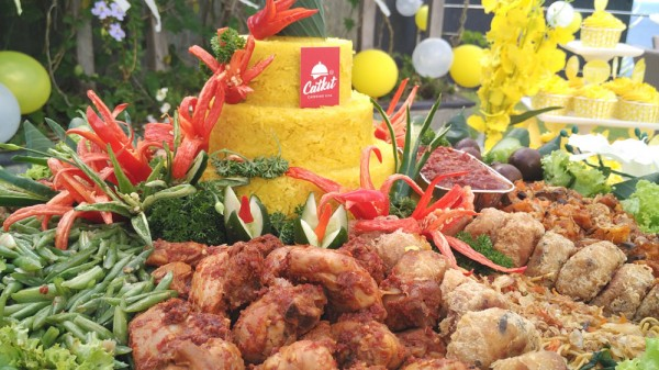 Nasi Tumpeng Ulang Tahun Bali