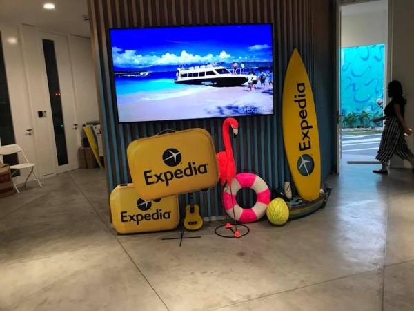Front Office Expedia Bali Buka Puasa Bersama