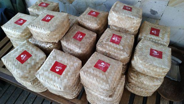Nasi Kotak Besek