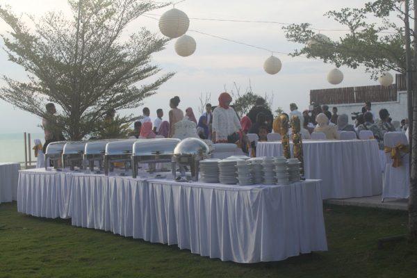 Catering Prasmanan di Denpasar Bali