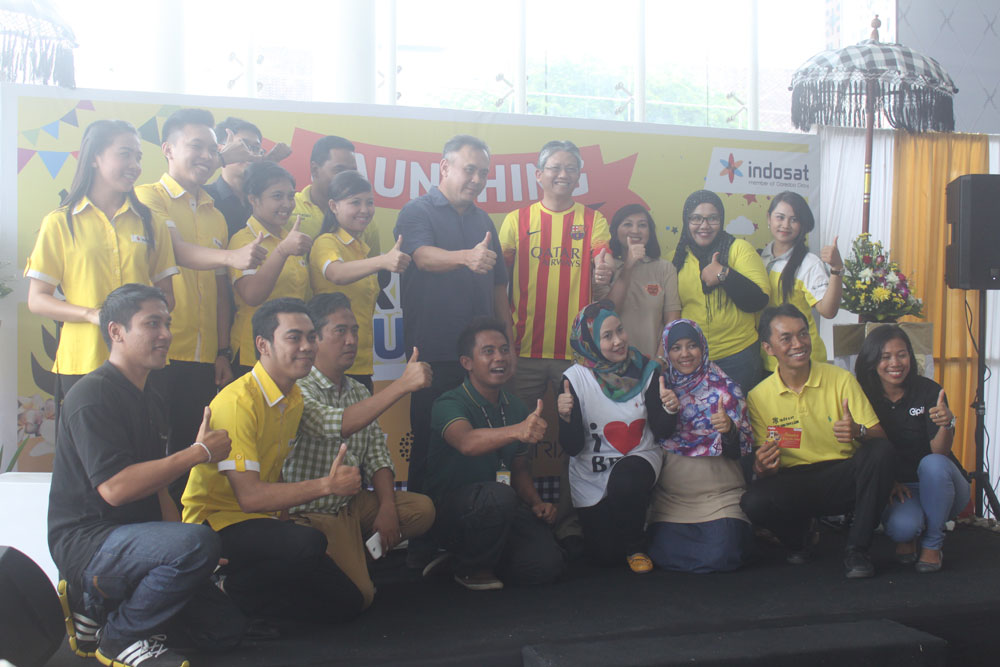 cateringindosat8