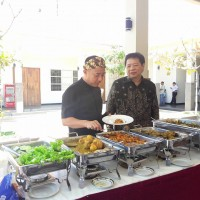 Catering Workshop Tanadi Santoso di Bali