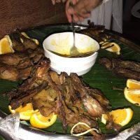 Bebek goreng untuk Catering Pernikahan di Bali