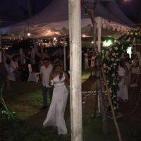Suasana resepsi dan Catering Pernikahan di Bali